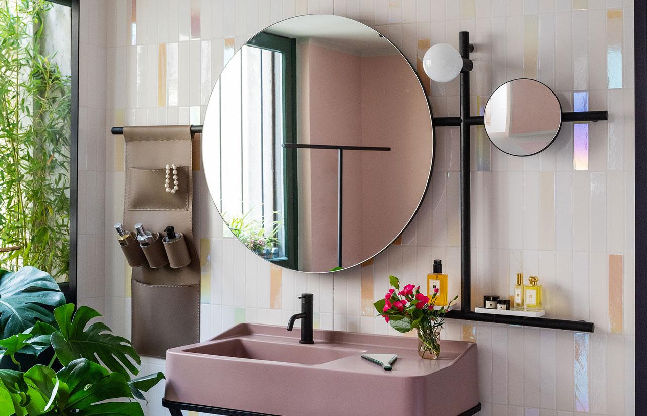 Rivolta Carmignani ispirazioni The Apartment by Elle Decor bagno
