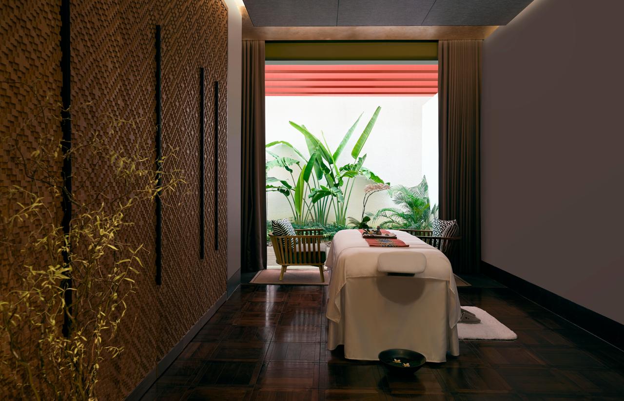 Rivolta Carmignani progetti Capella Sanya biancheria hotel spa