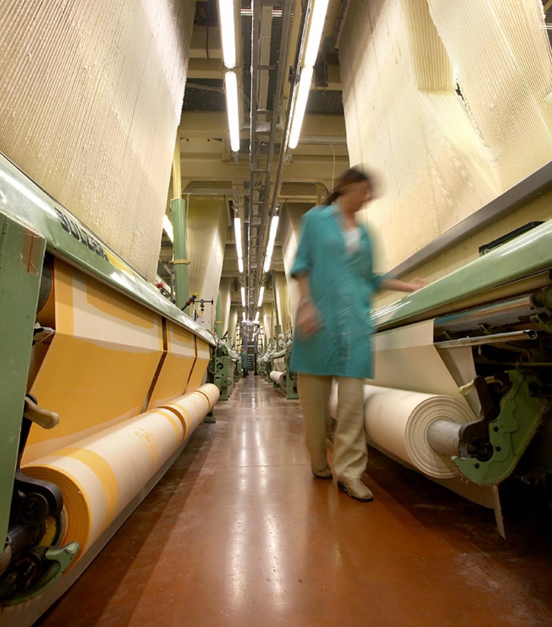 Rivolta Carmignani manifattura il servizio la sostenibilità